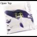 "3M™ Static Shielding 2""x4"" Open-Top Bag Metal-In 100/Pack"